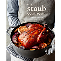 The Staub Cookbook: Modern Recipes for Classic Cast Iron (English Edition)