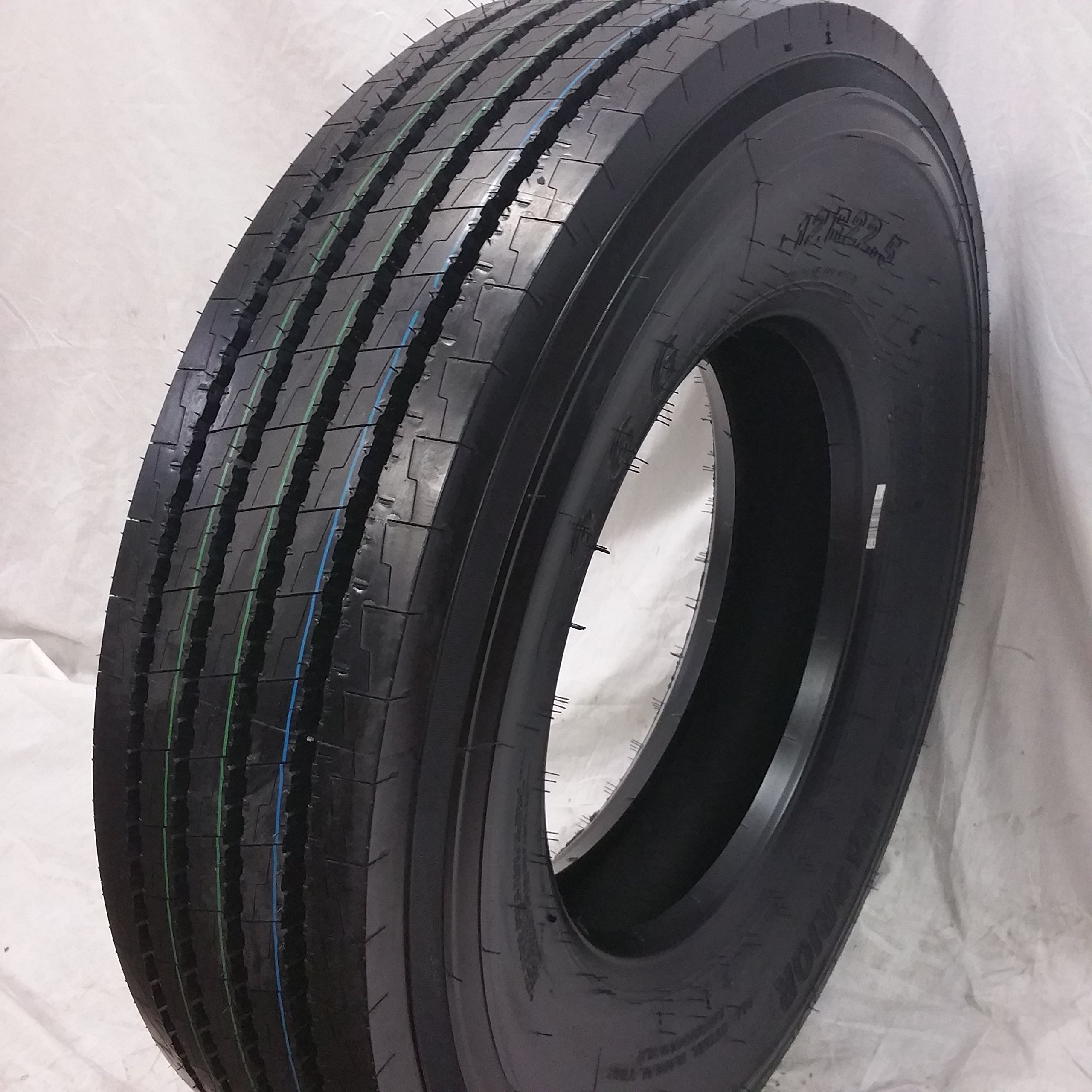 11R24.5 ROAD WARRIOR RADIAL (2- STEER TIRES) 16 PLY RATING by ROAD WARRIOR (Image #1)