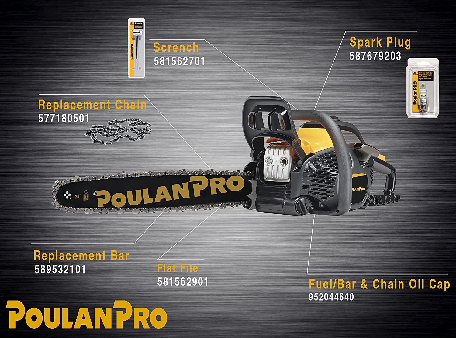 Poulan Pro 967061501 featured image 8