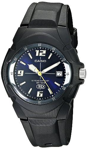Casio - MW-600F-2AVCF - Montre Homme - Quartz Analogique - Aiguilles Lumineuses