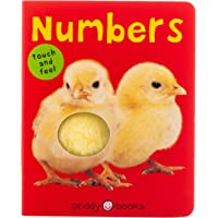 Bright Baby Touch & Feel Numbers