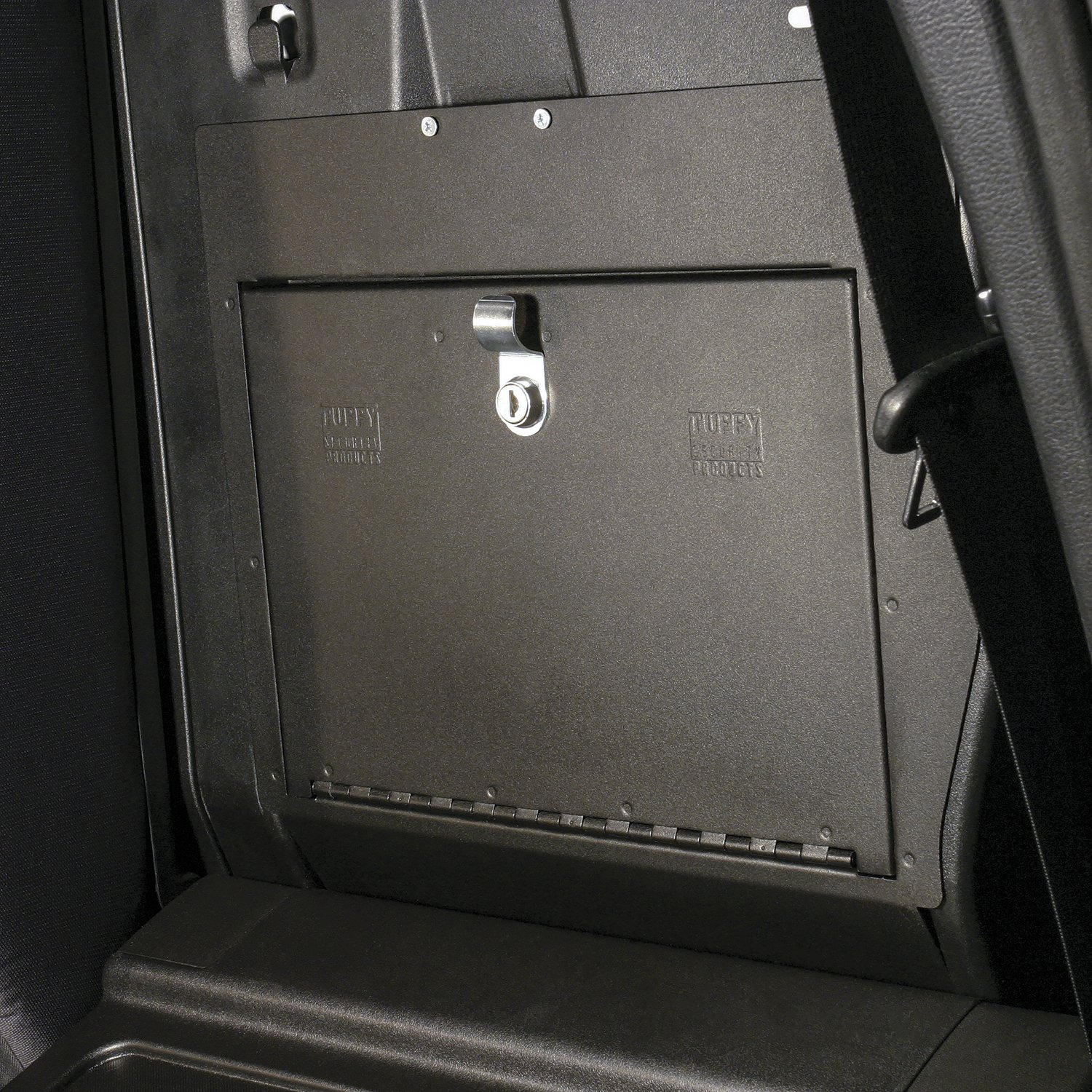 Tuffy 331-01 Behind Seat Cubby Cover for 2005-Current Toyota Tacoma by Tuffy (Image #1)