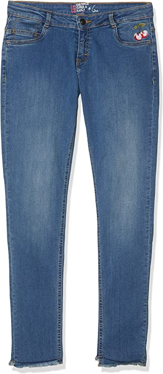 GEORGE GINA /& LUCY GIRLS M/ädchen Trousers Gina Jeans