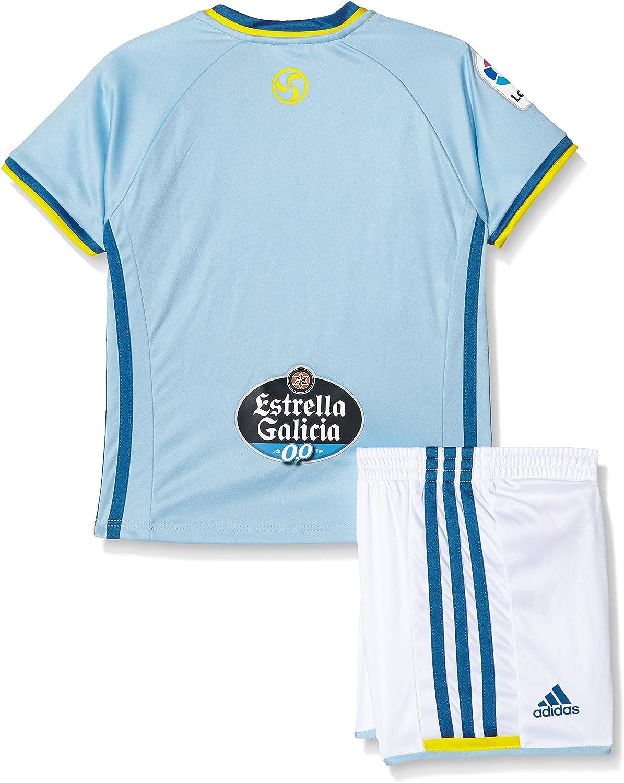 adidas Celta de Vigo 215/16 Conjunto, Niños: Amazon.es: Ropa y ...
