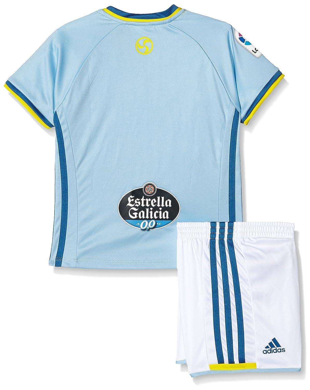 adidas Celta de Vigo 215/16, Conjunto, Niños: Amazon.es: Deportes y aire libre