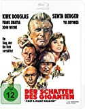Der Schatten des Giganten - Cast a Giant Shadow [Blu-ray]