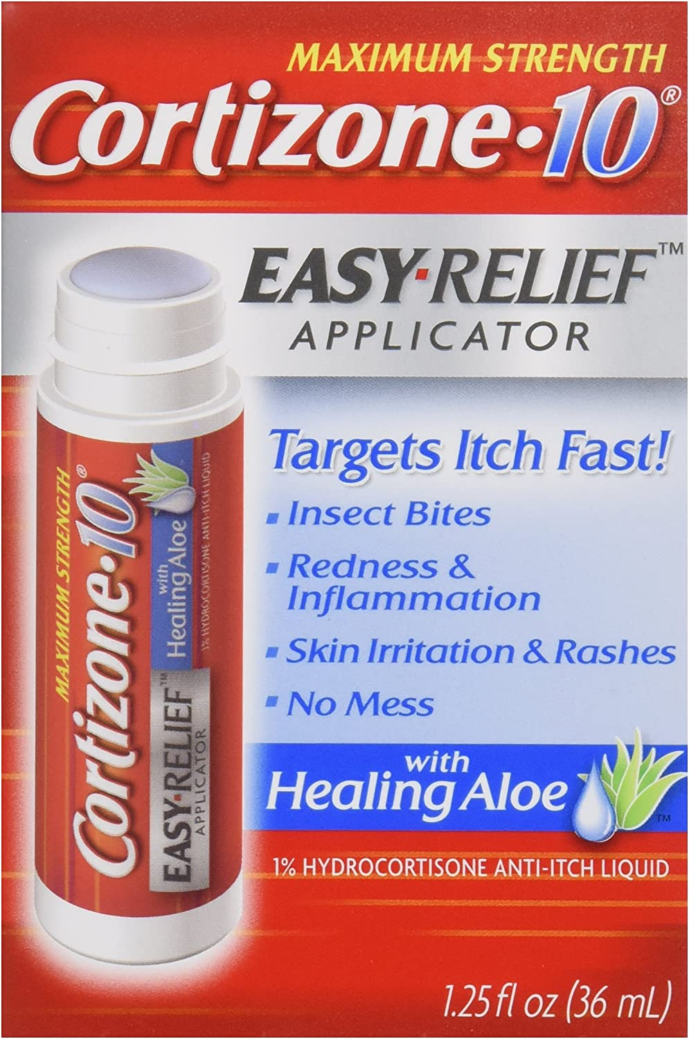 Cortizone Easy Relief, 1.25 oz