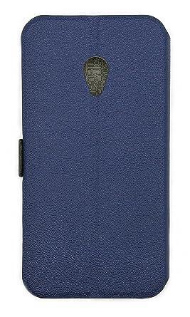 Amazon.com: Case for Vodafone Smart Turbo 7 Case Cover Blue: Cell Phones & Accessories