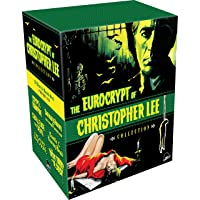 The Eurocrypt Of Christopher Lee Collection (Blu-ray + CD) Deals