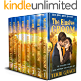 Mail Order Bride: The Elusive Groom - The Complete Story Boxset: 8 Book Western Romance Box Set