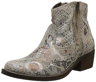 Tamaris Damen 25701 Cowboy Stiefel, Braun (Mocca Comb 303), 36 EU
