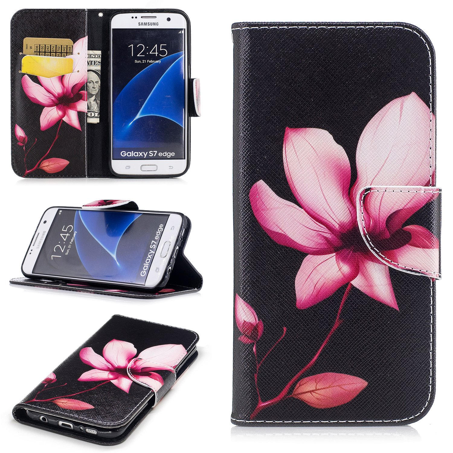 Samsung S7 Edge Galaxy G9350 Case Samsung S7 Edge Amazon Electronics