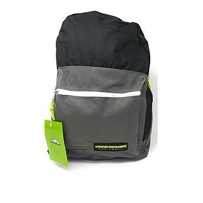 "17"" Trailmaker Backpack Book Bag Different Colors (Black-Gray)"