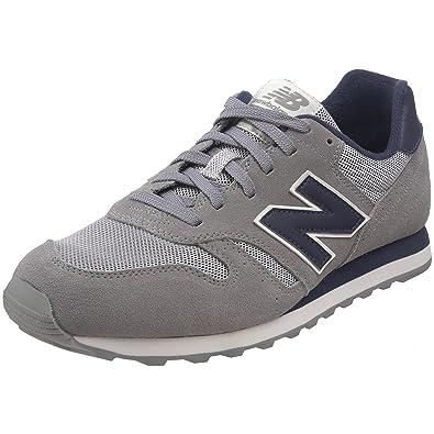 acheter en ligne 90890 6e595 New Balance Men's M373 Split Suede Retro Running Sneaker