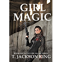 Girl Magic book cover