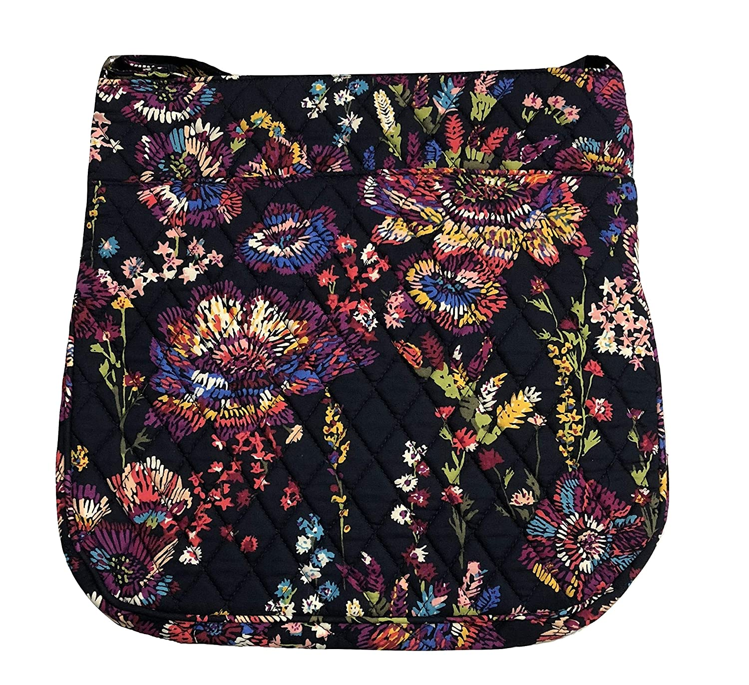 高価値 Vera Bradley B07MCVRBT6 レディース B07MCVRBT6 Midnight Vera Wildflowers Wildflowers Midnight Wildflowers, うおぬま倉友農園:9d0e0a97 --- egreensolutions.ca