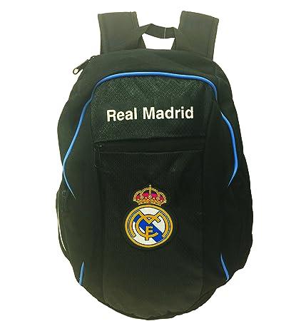 Amazon.com: Real Madrid Mochila para niños, un 15