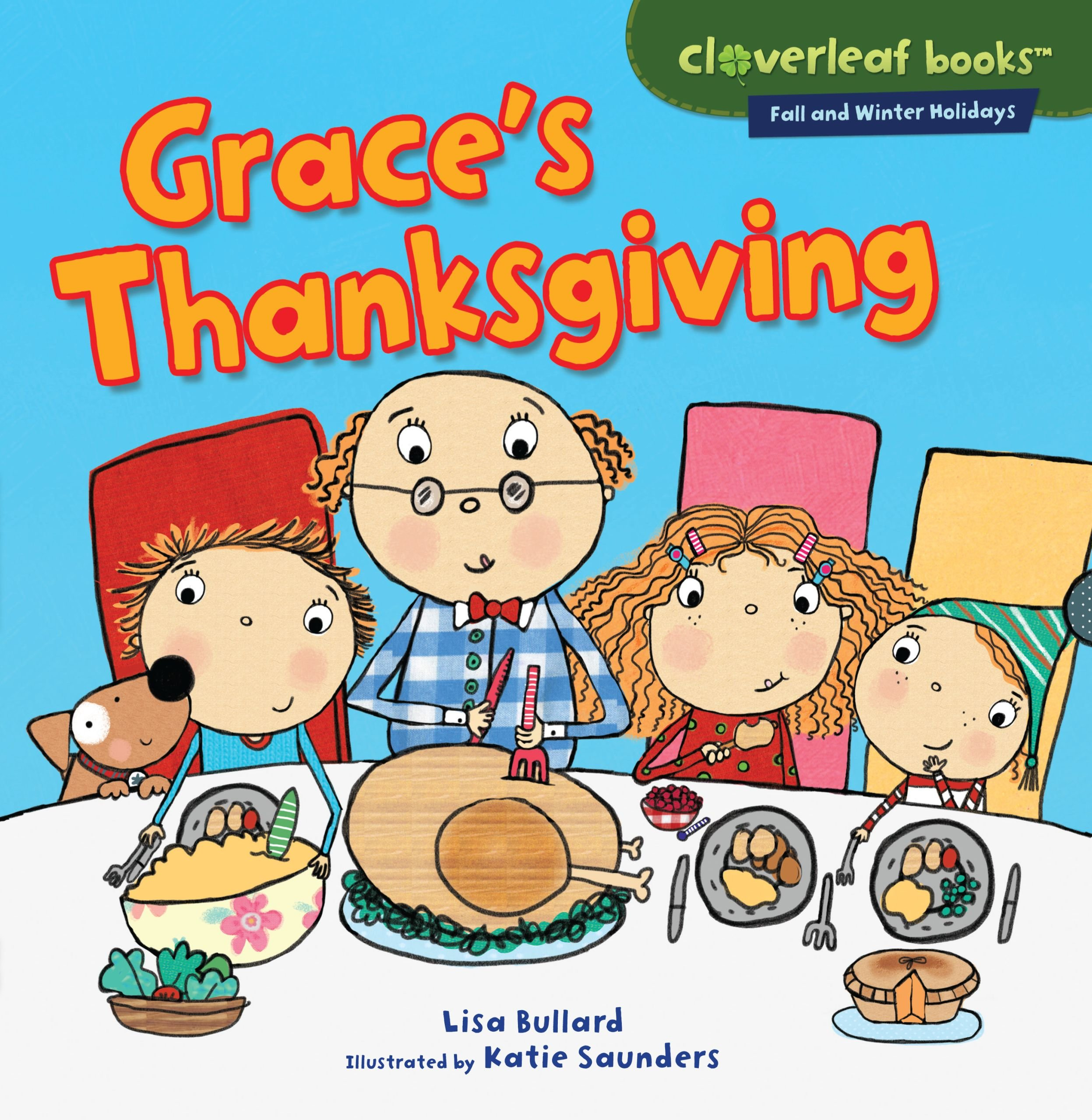 Grace\'s Thanksgiving (Cloverleaf Books: Fall and Winter Holidays ...