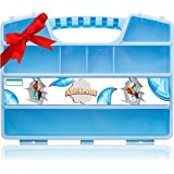 Carrying Case - Battle Spinners Toys organizer   Blade Storage box by Ash Brand