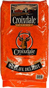 Croixdale Farms Wildlife Delight Deer Feed, 50-Pound Bag