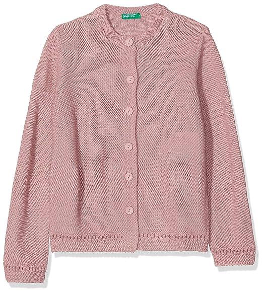 United Colors of Benetton M/ädchen L//S Sweater Pullover