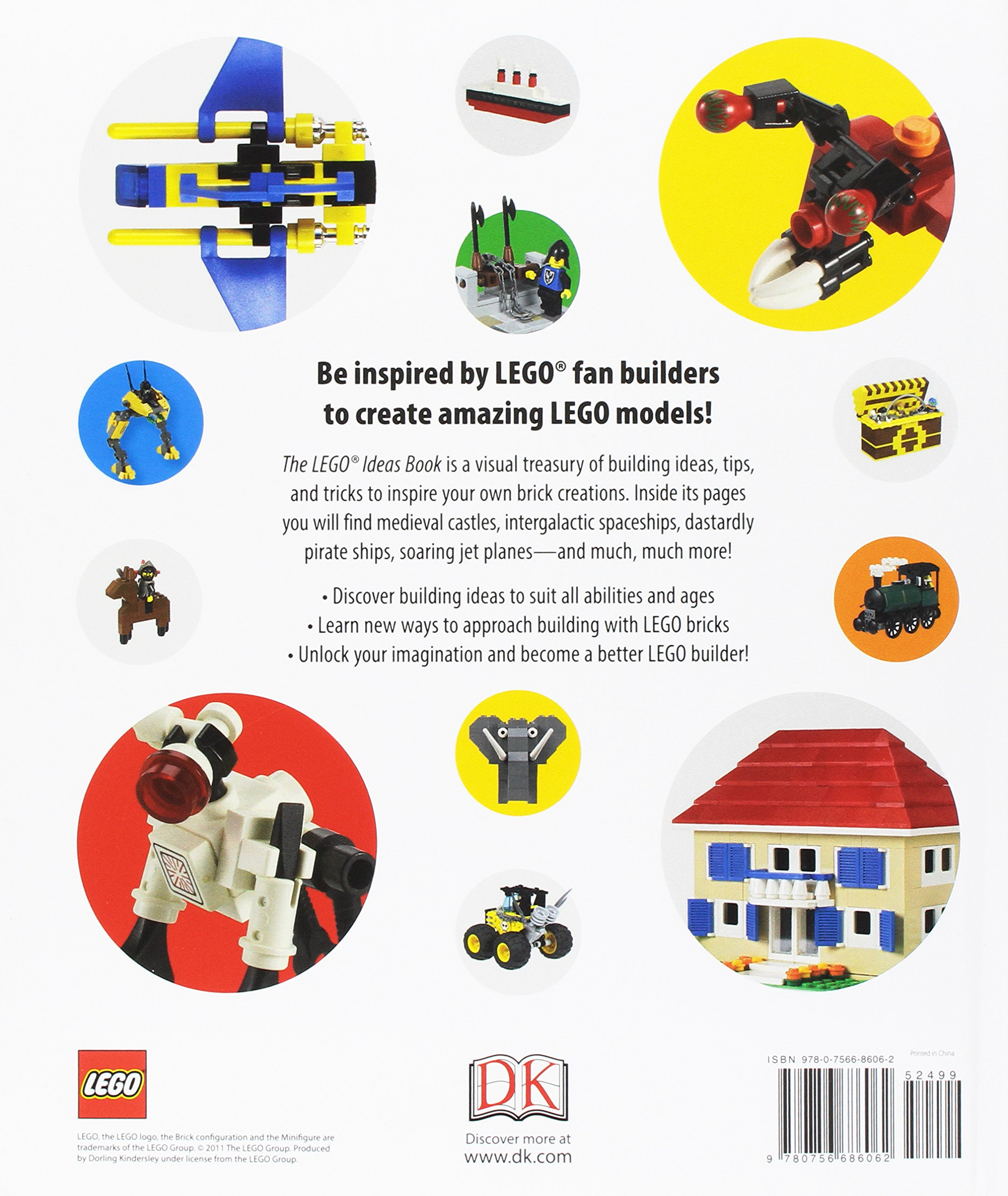 The Lego Ideas Book Unlock Your Imagination Daniel Lipkowitz - 16 imaginative lego ads that celebrate the power of fantasy 2