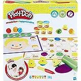 Play-Doh - B34071010 - Play Doh Modeler & Apprendre - Les Lettres Et Langage