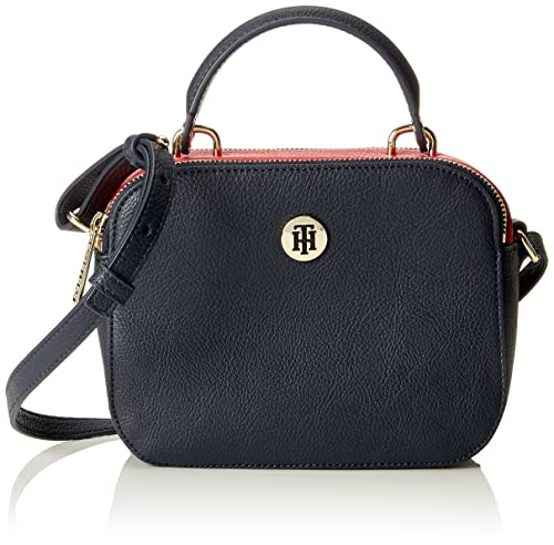 9dc88393de Tommy Hilfiger Th Core Crossover - Borse a tracolla Donna, Blu (Tommy Navy/