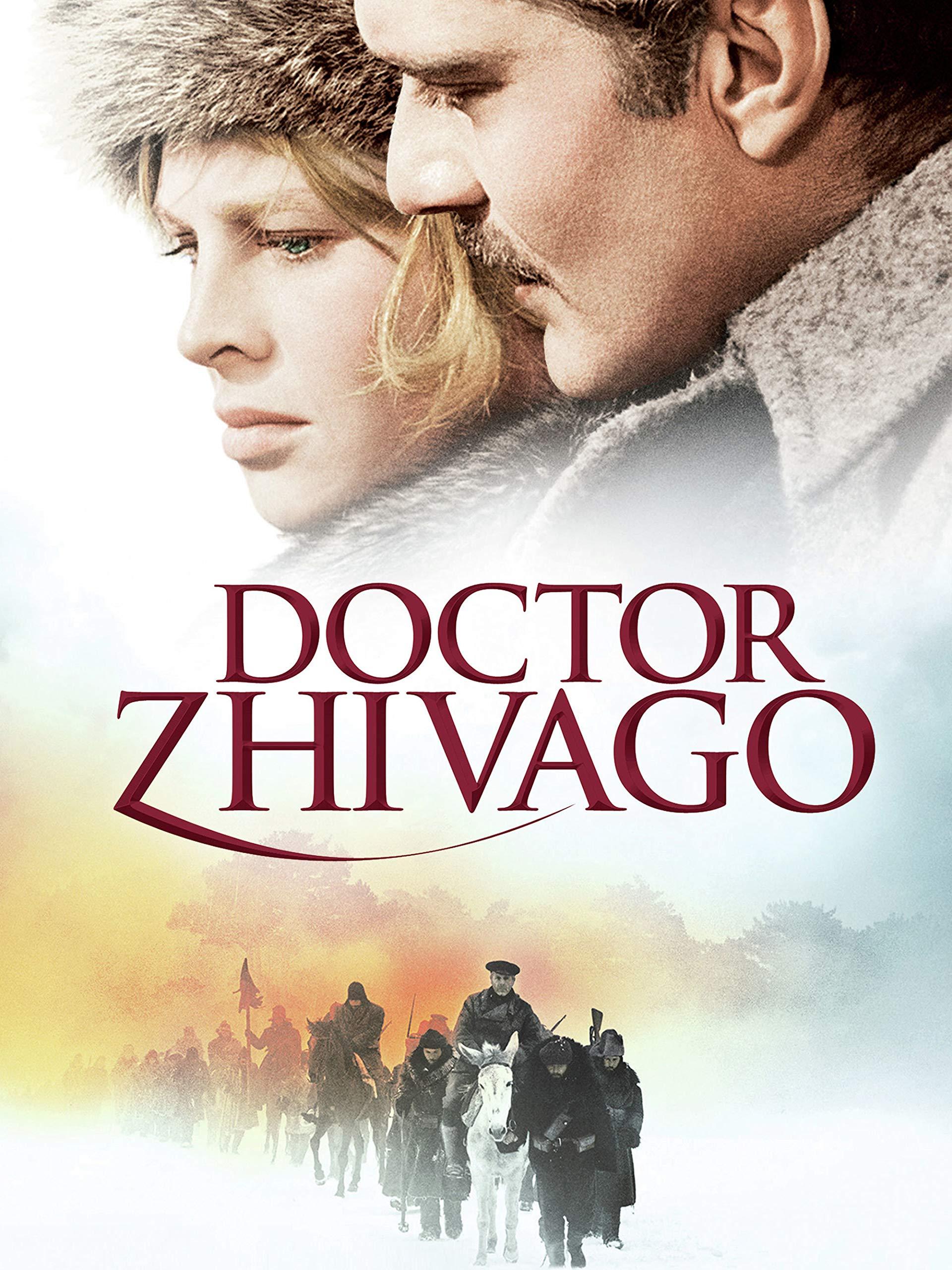 Watch Doctor Zhivago Prime Video