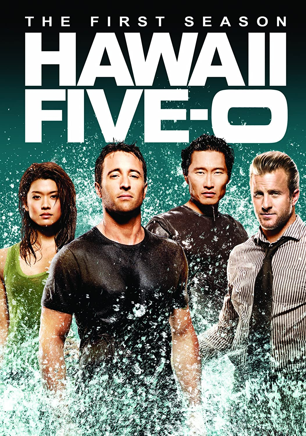 Hawaii Five O Season 1 Reino Unido Dvd Amazones Cine