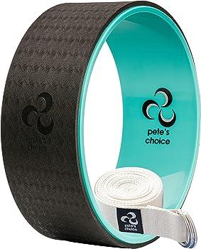 pete's choice Dharma Yoga Wheel