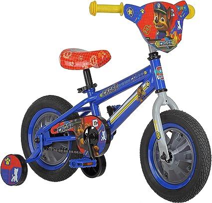 Bicicleta de 12 Pulgadas para niños con diseño de la Patrulla ...