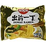 Nissin Nouilles Instantanées Curry Demae 100 g