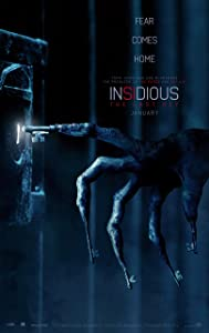 Insidious: The Last Key Movie Poster Limited Print Photo Lin Shaye, Leigh Whannell Size 11x17 #1
