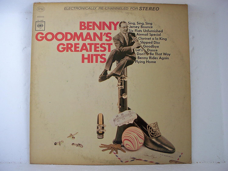Benny Goodman's Greatest Hits