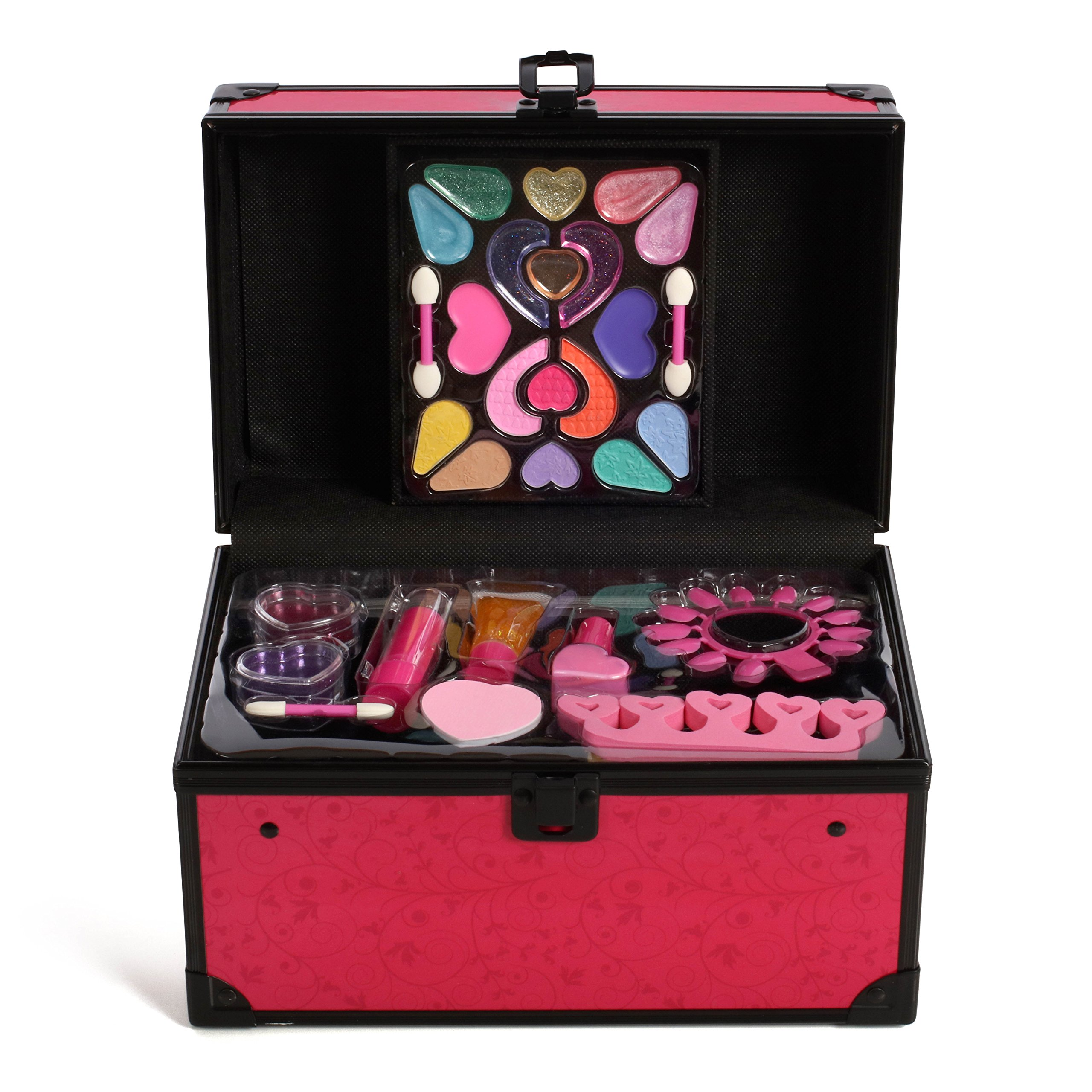 IQ Toys Deluxe All in One Travel Girls Makeup Set by IQ Toys (Image #4)