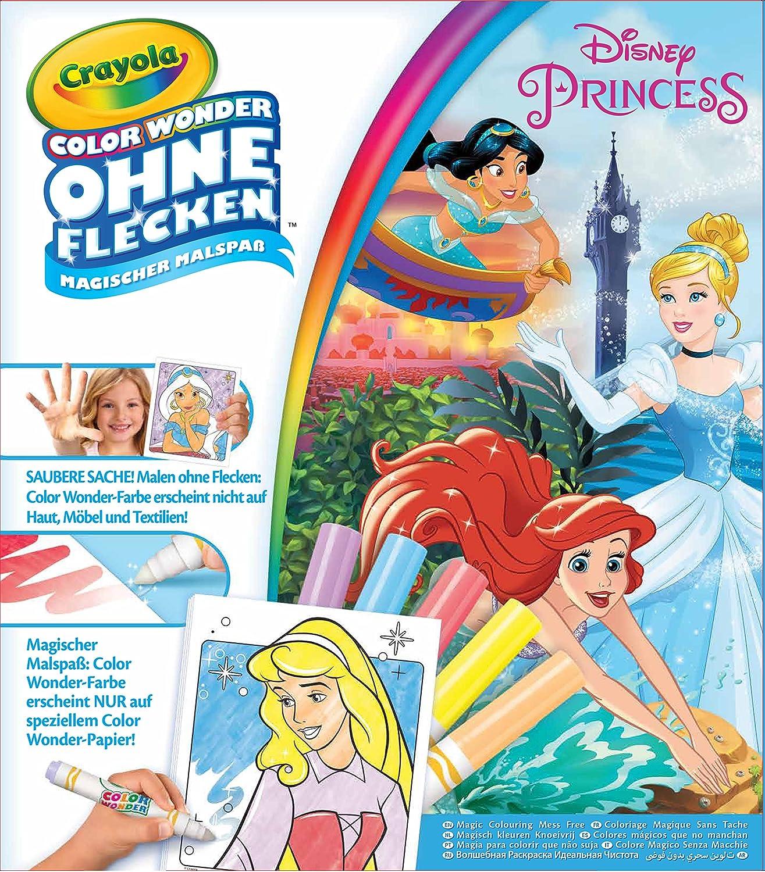 /Kit Principessa /12785.5100/ CRAYOLA Color Wonder/