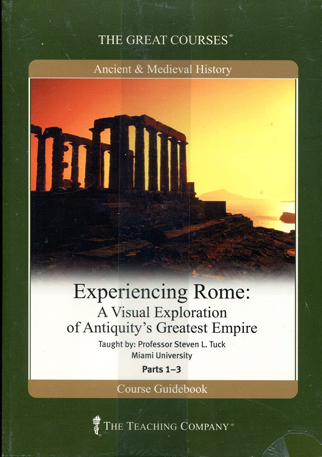 Image result for The Great Courses Experiencing Rome