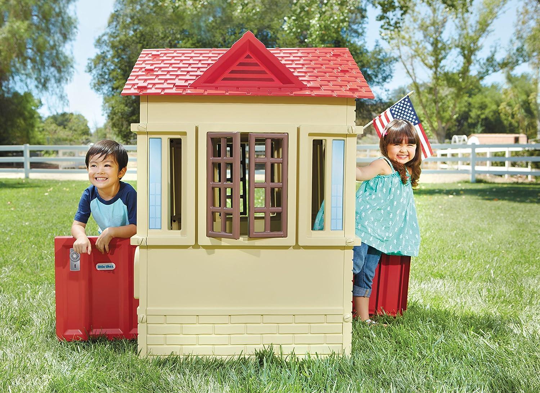 stunning Little Tikes Victorian Cottage Part - 11: Amazon.com