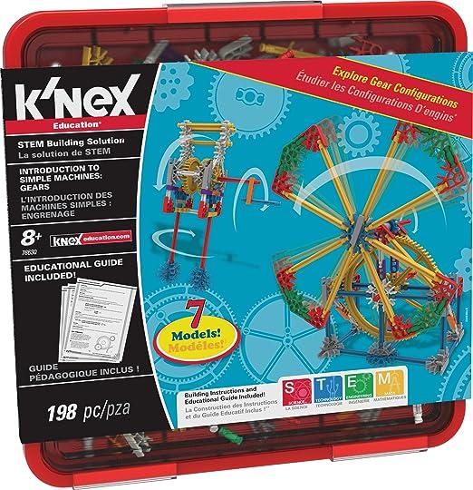 3 opinioni per K'Nex- Set di introduzione ai meccanismi