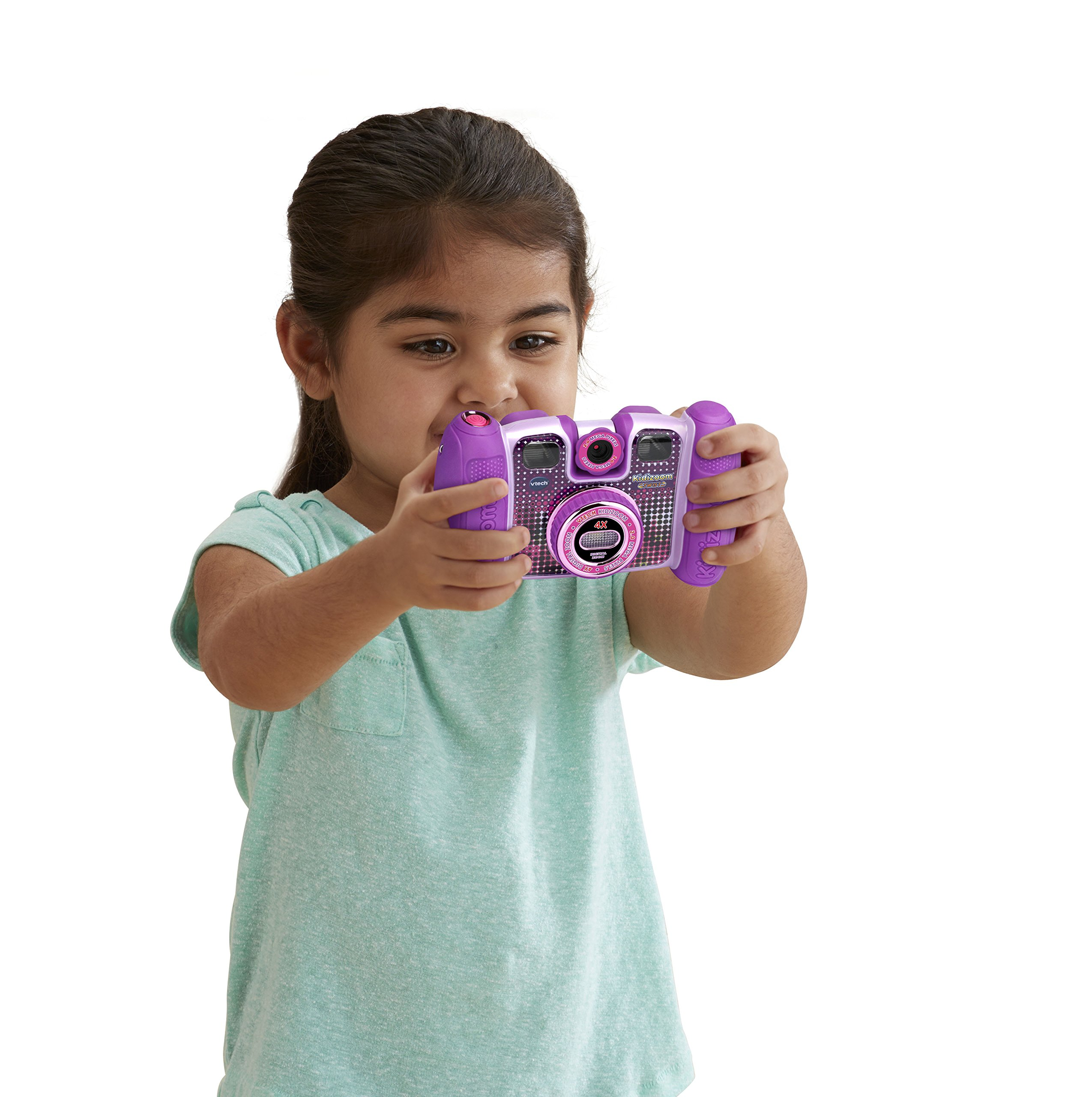 VTech Kidizoom Twist Connect Camera, Purple by VTech (Image #10)