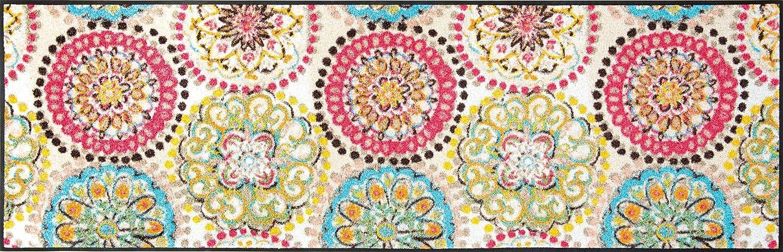Wash+dry Fußmatte Vintage Fresko 60x180 cm