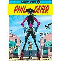 Lucky Luke - Dupuis 08 Phil Defer