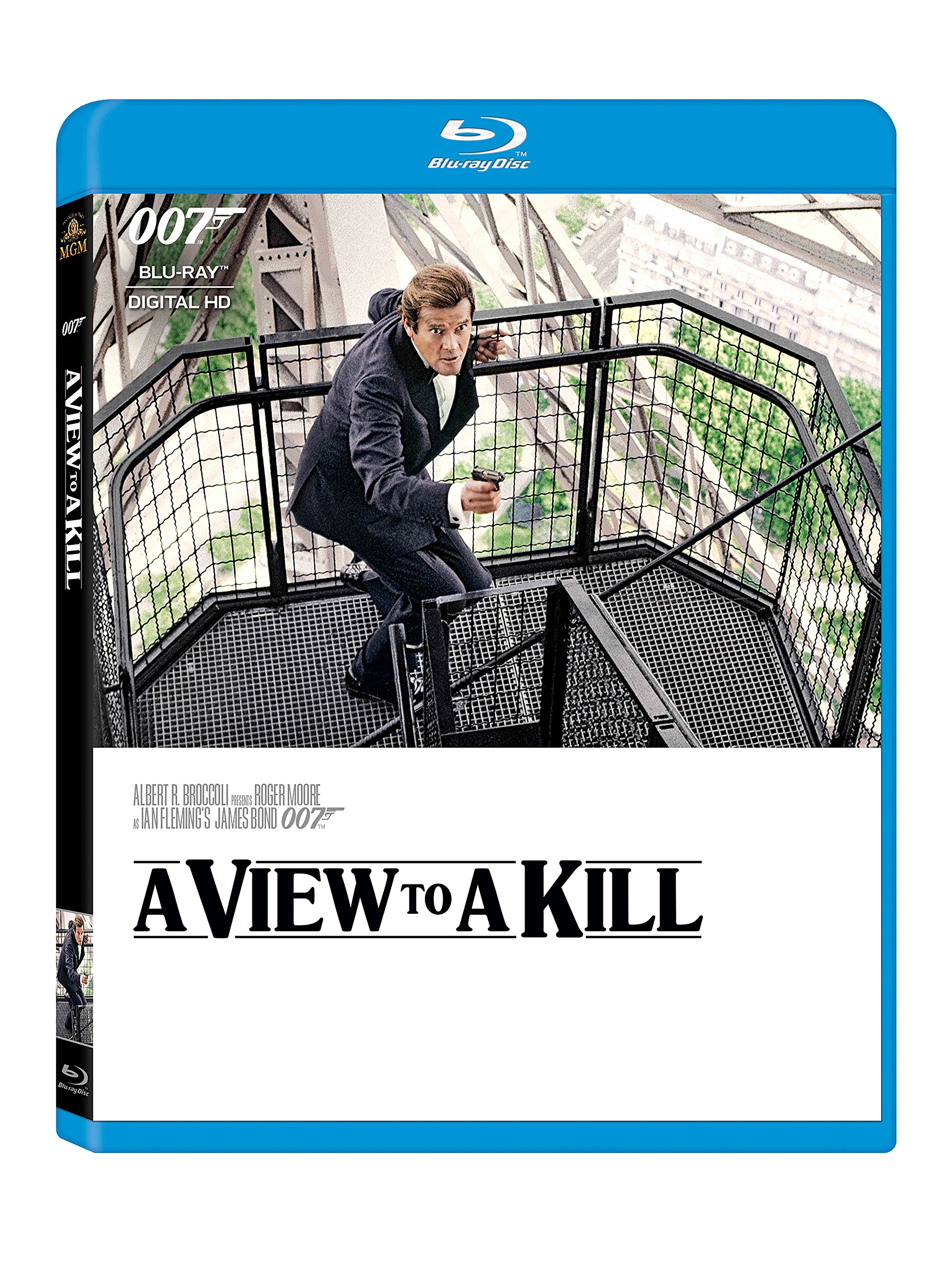 Blu-ray : A View to a Kill (Widescreen)