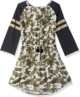 7db4d5a4c Amazon.com  Mud Pie Kids Girls Camo Camouflage Print Casual Dress ...
