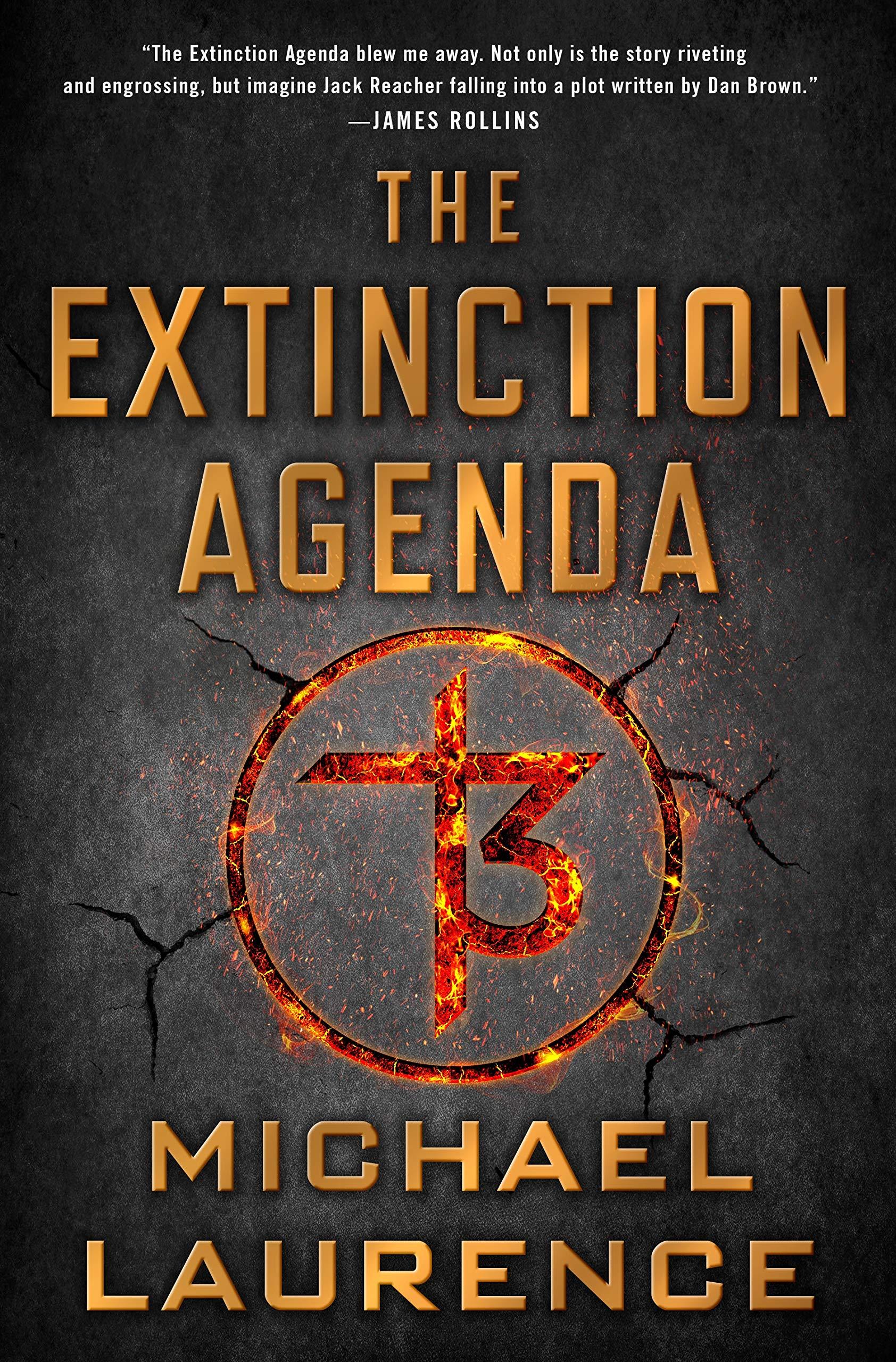 Amazon.com: The Extinction Agenda (9781250158482): Michael ...