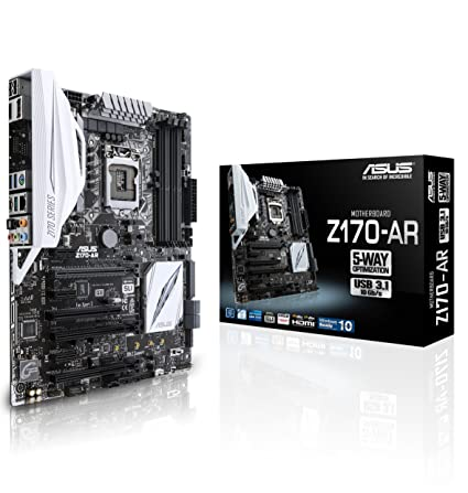 ASUS Z170-AR CHIPSET DRIVERS UPDATE