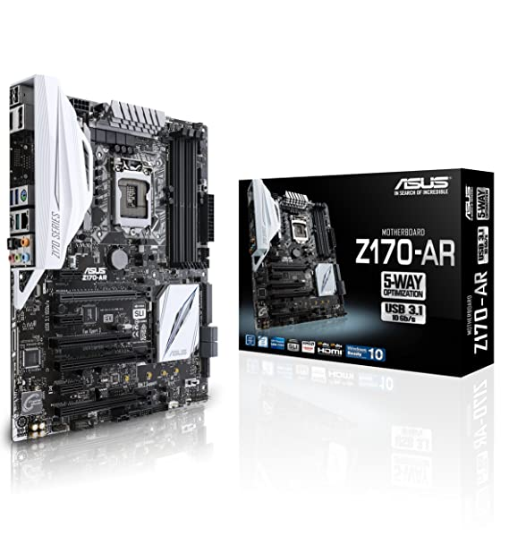 ASUS Z170-AR RST WINDOWS 7 DRIVERS DOWNLOAD (2019)