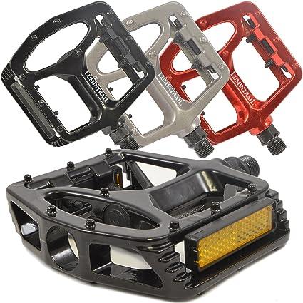 37a7346a55e Lumintrail PD-895B Big Foot MTB BMX Aluminum Platform Bike Pedals 9 16 quot