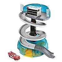 Mattel Disney Cars fcv99–Disney Cars 3Floride Tour Kit de jeu de circuits